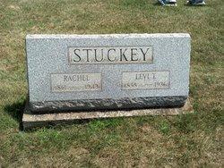 Rev Levi Teeter Stuckey
