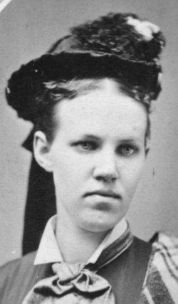 Jane Ann Jennie <i>Smith</i> Thompson
