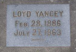 Jesse Loyd Lloyd Yancey