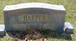 Annie L <i>Slack</i> Harper