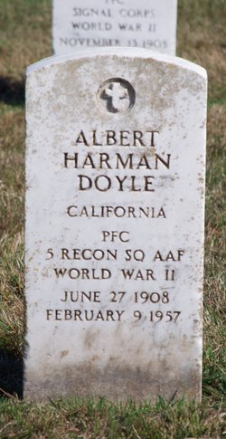 Albert Harman Doyle