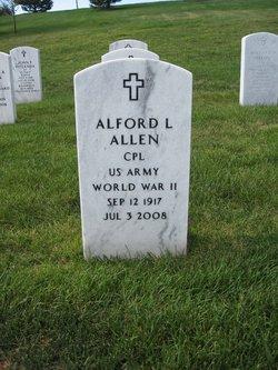 Alford L Allen