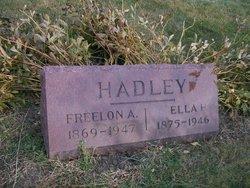 Ella Nora <i>Baker</i> Hadley