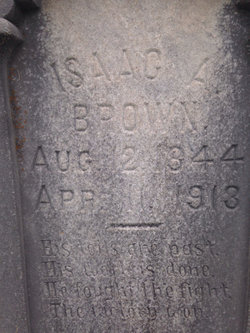 Isaac Asbury Brown