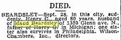 Henry Clay Beardsley