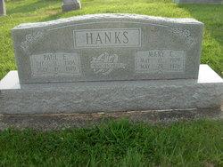 Mary Catherine <i>Heggerty</i> Hanks