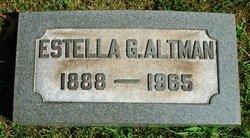 Estella <i>Gunzenhauser</i> Altman