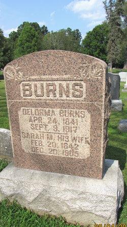 Delorma Burns