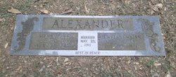 Henry Lee Alexander