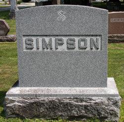 Minnie M Simpson