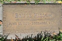 Bruce Hissom