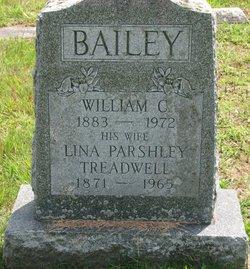 Lina Parshley <i>Treadwell</i> Bailey