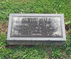 Bertie <i>Hale</i> Black