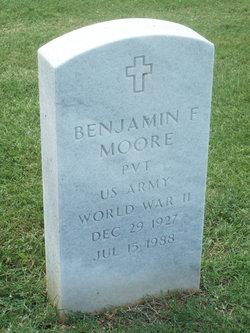 Benjamin F Moore