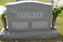 Cleo D. Kelly Brower