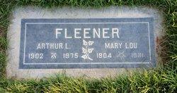 Mary Lou <i>Davis</i> Fleener