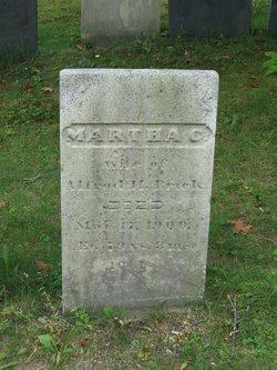 Martha Champlin <i>Mahoney</i> Brick