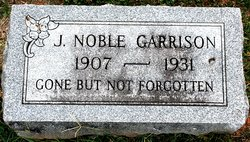 James Noble Garrison