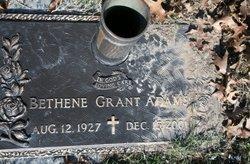 Bethene <i>Grant</i> Adams