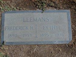 Frederick Hendrick Leemans