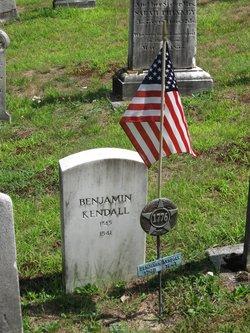 Benjamin Kendall