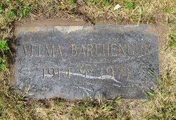 Velma Marie <i>Quade</i> Barchenger
