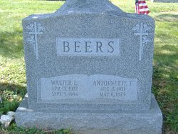 Antoinette <i>Baldassare</i> Beers