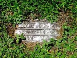Isaac Preston