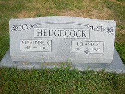 Geraldine C. Hedgecock