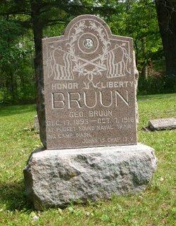 Geo. Bruun