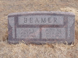 Dora Belle <i>Goodvin</i> Beamer