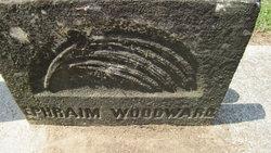 Ephraim Woodward, Sr