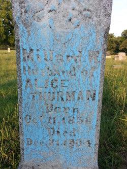 Millard W Thurman