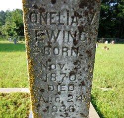 Oneila V Ewing