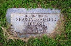 Sharon <i>Stribling</i> Drobil