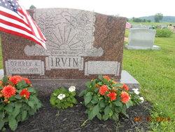 Spec Ophrey Austin Irvin