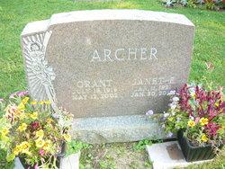 Grant Archer