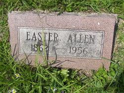 Easter <i>Sandlin</i> Allen