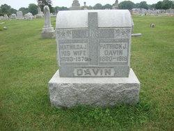 Patrick J Davin