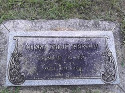 Clisby Trout Grissom