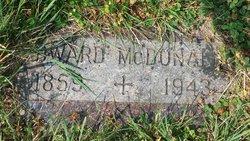 Edward Robert McDonald