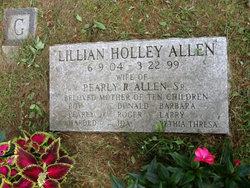 Lillian Holley Allen