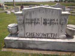 William Albert Chenoweth