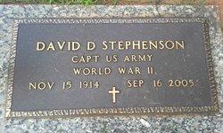 David Dozier Stephenson