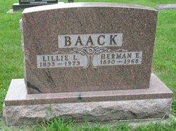 Herman Ernst Baack