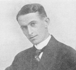 Dr Edward Gorton Cromwell