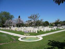 Mazargues War Cemetery