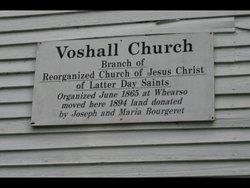 Voshall Cemetery RLDS