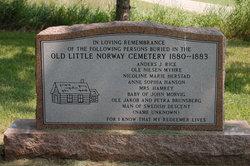 Little Norway Lutheran Cemetery