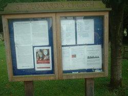 St Leonard's Church Sunningwell